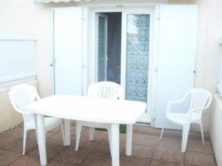 300m Plage, Ecole de voile, Maison de vacances de Type 2 Mezzanine en résidence, Bretignolles Sur Mer