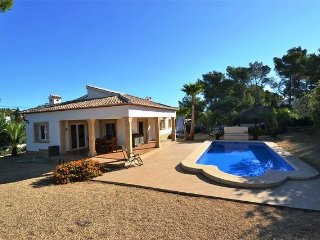 Discounts offered  luxury 3 bed 2 bath villa wifi, Pool, Cabana, Jávea