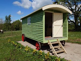 SHEPHERDS HUT, Longtown