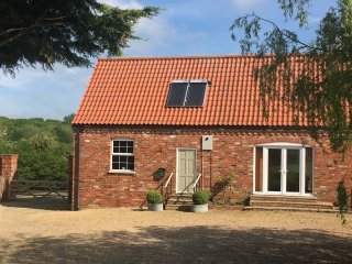 Set in the heart of the beautiful Lincolnshire Wolds, next to the Viking Way.
