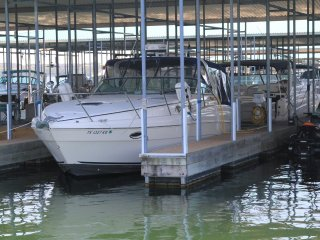 New listing! Airstream houseboat Amazing Lake Travis view, Volente