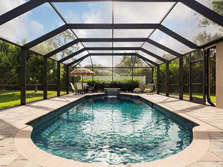 New - Designer Remodeled Pool Home on Estate Lot Close to Mercato and Beach