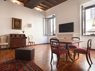 Elegant and comfortable apartment at the Spanish steps