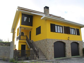 Alquiler casa rural en A Coruna, Canduas de Cabana de Bergantinos.