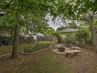 NEW! Cozy 2BR Oklahoma City House w/ Huge Backyard!