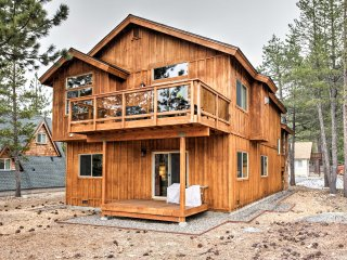 New 4 BR South Lake Tahoe House w/ Forest Views!