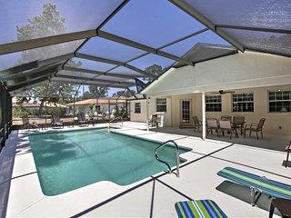 Palm Coast Home w/ Private Pool Near Golf Course!