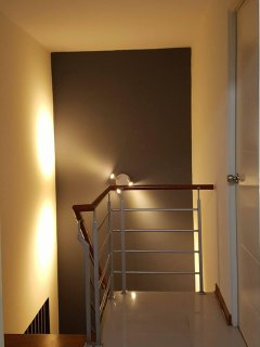 We pride ourselves on providing soft lighting to give you that 'at home' feel to make you feel best