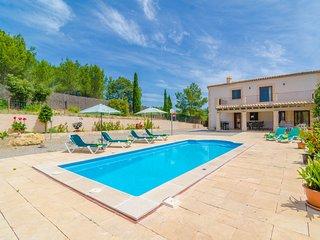 SON MOREY - Villa for 7 people in Vilafranca de Bonany