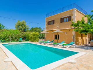 SA COVA (COVA DE ROTANA) - Villa for 6 people in MANACOR