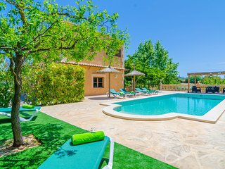 COVA DE ROTANA - Villa for 8 people in MANACOR