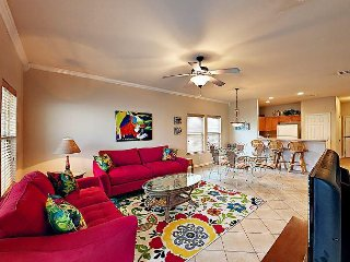 701NS - Vacation rental townhouse. Sleeps 6, 2 bedrooms, 2 bathrooms. No pets