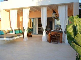 Casa ibicenca con increiblea vistas al mar, Cala Tarida