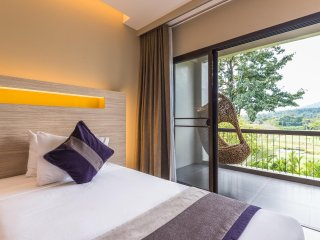 Chatrium Golf Resort Soi Dao _Deluxe Mountain View Room