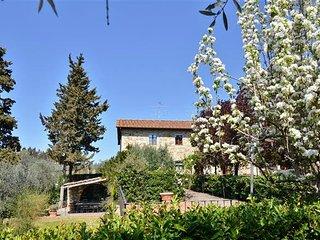 5 bedroom Villa in Barberino Val d'Elsa, Tuscany, Italy : ref 5397088