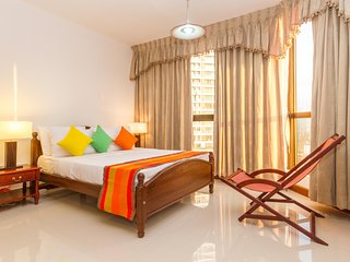 3 Bedroom apartment with ocean view, Colombo