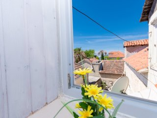 BNB rooftop apartment in Trogir center
