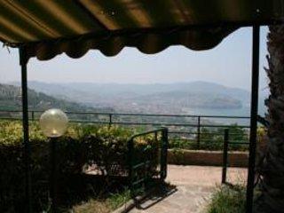 Villetta a schiera vista mare