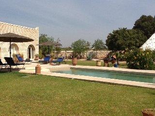 Location villa piscine Essaouira, Ghazoua