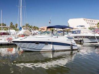 "Yacht in Cap d"" Agde, Naturist Village"