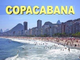 Copacabana penthouse 5 bed big terrace, Rio de Janeiro