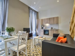 The City, Duplex, Centrally Located Valletta 2-bedroom