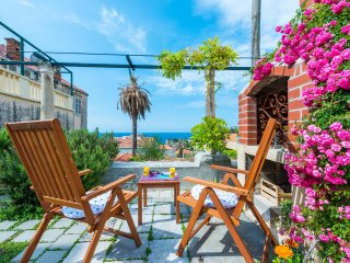 Charming apartment Viola with sea view