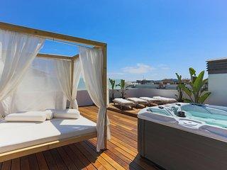 Ibiza Royal Beach Three Bedroom Penthouse