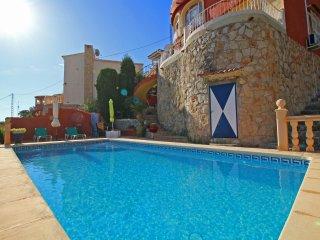 Villa Friedburg - Costa Calpe