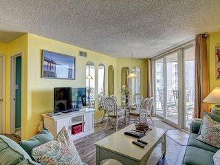 St. Regis 1111 Oceanfront! |  Indoor Pool, Outdoor Pool, Hot Tub, Tennis