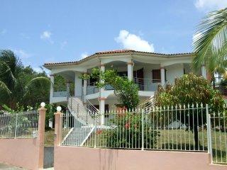 Location villa bord de mer Martinique