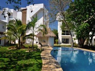 Wonderful flat 5 minutes from the most beautiful beach of Playa del Carmen