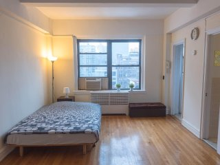 Times Square 5min and cozy apartment #2bed