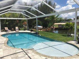 Villa White Breeze - Brand new house - Modern, Cape Coral