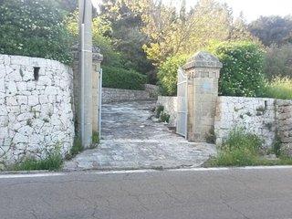 Villa Luisa pineta sul mare tra Tricase Porto e Castro, Porto Tricase