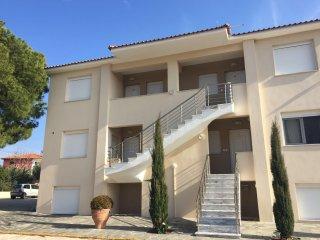 ATHOS BLUE NIKITI D1 (2 separate bedroom apartment with pool)