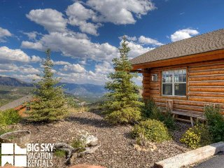 Big Sky Moonlight Basin | Cowboy Heaven Cabin 15 Bandit Way