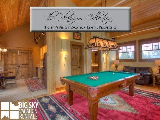 Big Sky Private Home | Moose Creek Lodge