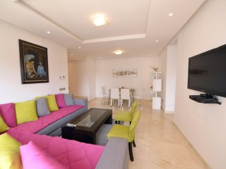 56. RABAT 2 MOROCCO - BUSINESS DISTRICT - LOVELY 2 BEDROOM FLAT