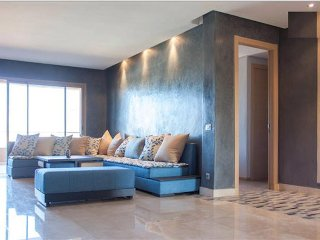 3061. LOVELY MARRAKECH FLAT WITH GOLF COURSE AND POOL VIEW