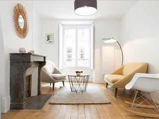 87. SPACIOUS 1BR IN MOST CENTRAL PART OF PARIS - CLOSE TO LOUVRE AND LES HALLES