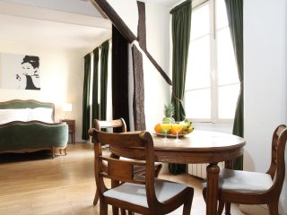 01. COSY FLAT IN THE CENTER OF PARIS - CHATELET - LES HALLES - LOUVRE