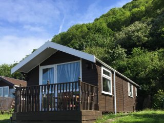 Eventide - Clarach Bay Holiday Village, SY23 3DT (sea views/private balcony)