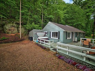 Eagle View Escape located in the beautiful Hocking Hills