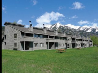 Jackson Hole 2-Bedroom Condo