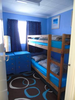 Chalet 12.  Bunk room.