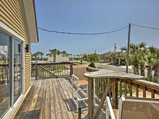 NEW! 2BR St. Augustine House w/Deck & Ocean Views!