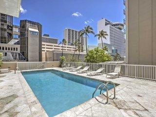 NEW! Luxurious Honolulu Studio in Central Waikiki!