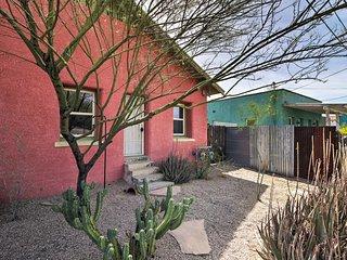 NEW! 1BR Tucson Apartment w/ Private Yard!