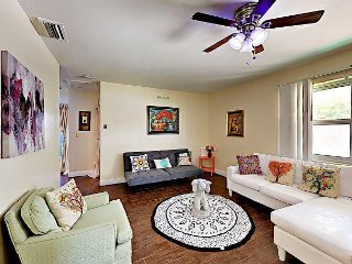 Coastal-inspired Home - Walk to Nightlife & Dining, Short Drive to Beach